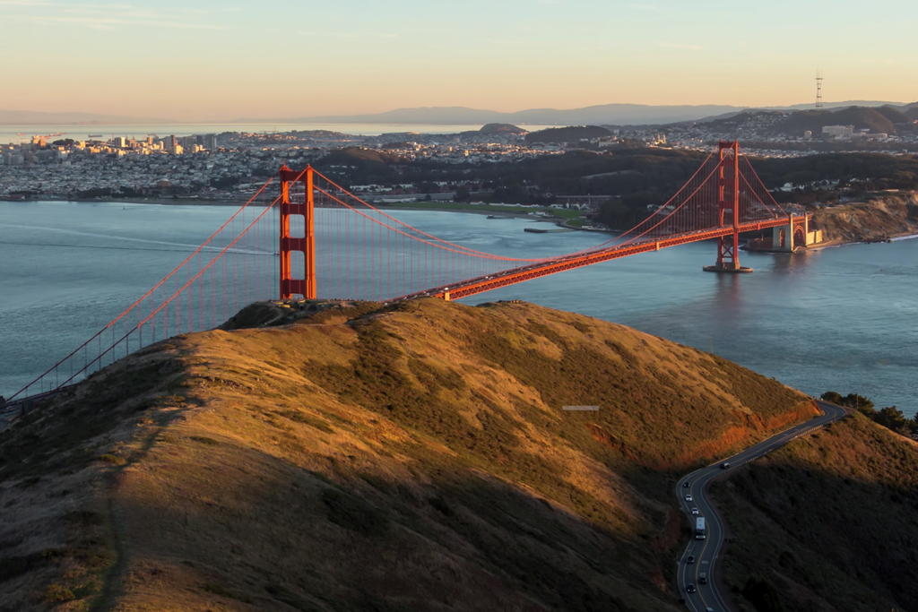 FAVORITE PLACES TO FILM IN THE SAN FRANCISCO BAY AREA